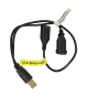 SONARPHONE - T-POD CHARGE / RESET CABLE