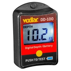 Digital Depth and Battery Gauge - Pkgd