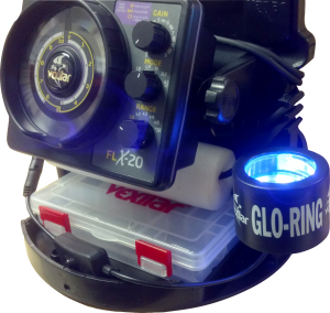 Vexilar Glo Ring / Rod Holder