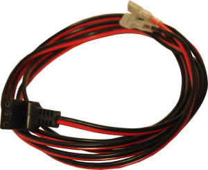 POWER CORD FOR FL-8 & FL-18 FLASHERS - 6'