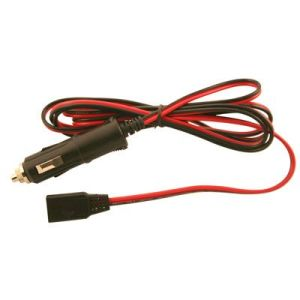 12V DC POWER CORD ADAPTER FOR FL-8 & FL-18 FLASHERS - 6' PKGD